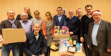 Bedeling Kerstpakketten Blankenberge