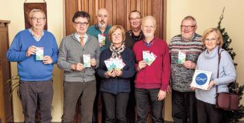 KWB Sint-Kruis schenkt voedselcheques aan Sint-Vincentiusgenootschap