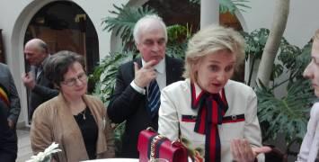 Viering 30 jaar voedselbank met prinses Astrid